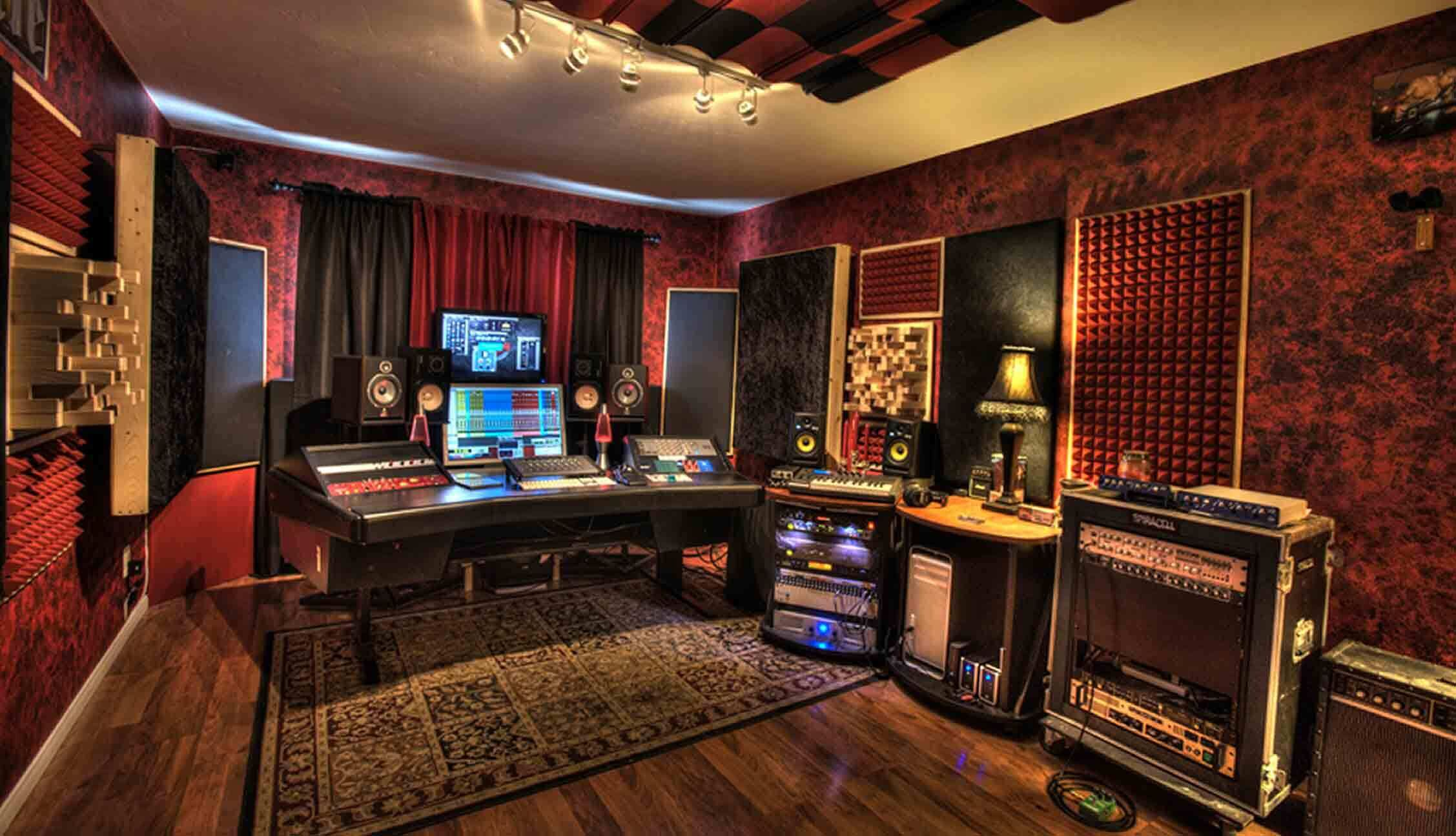 recording arts program austin