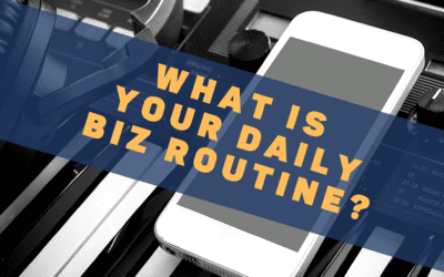 Daily Online Networking & Business Routine For Artists