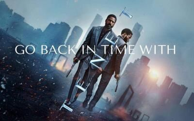 Go Back In Time With TENET – #EricSays Movie Review