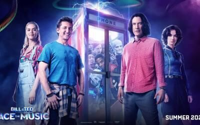 Bill and Ted Face the 'Meh', uh I mean 'Music' – #EricSays Movie Review