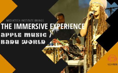 THE IMMERSIVE EXPERIENCE – Apple Music & Badu World