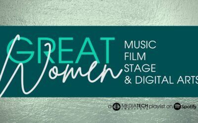 Great Women in Music, Film, Stage & Digital Arts