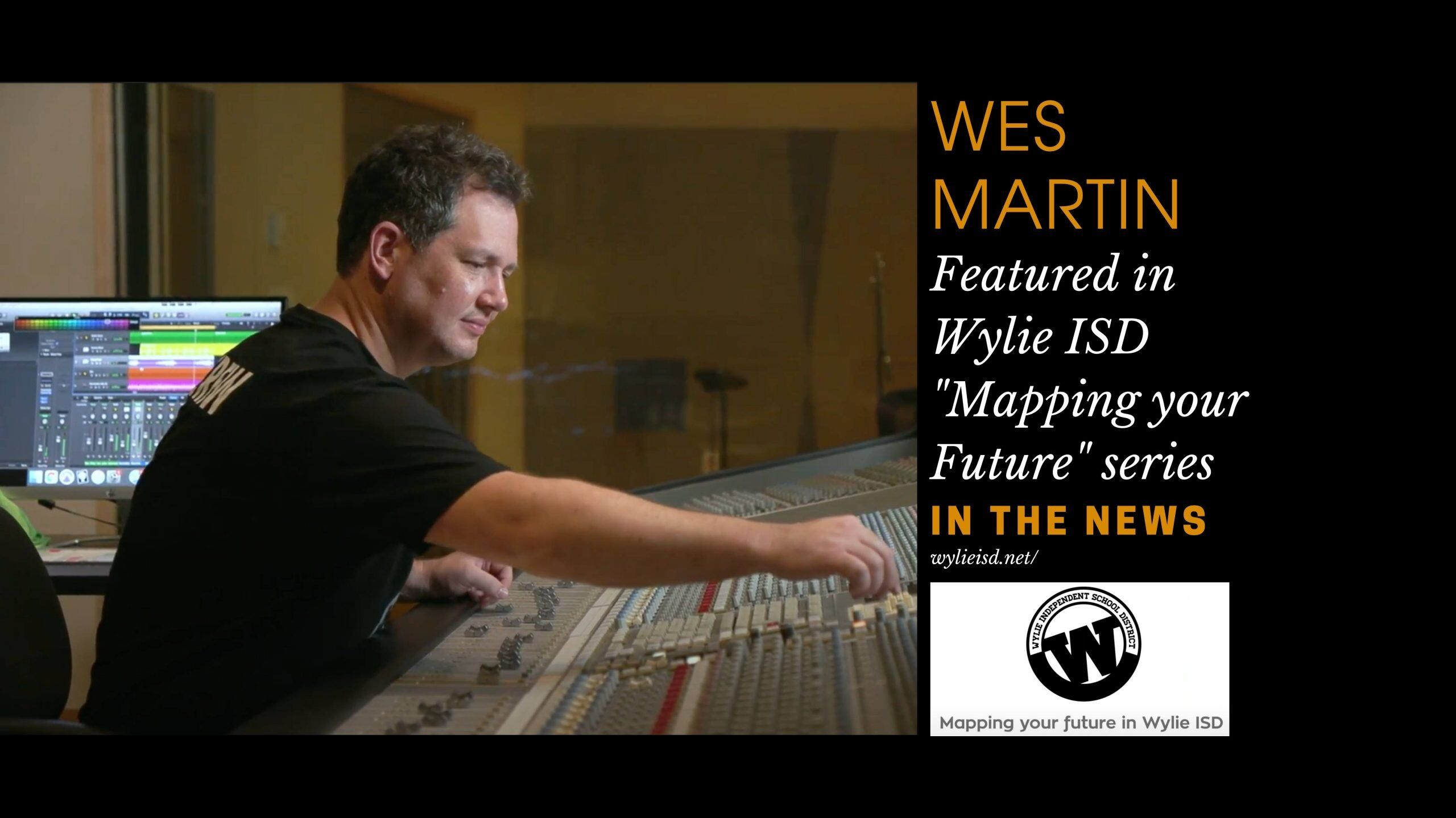 Wes Martin Music Producer